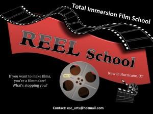 REEL School Logo