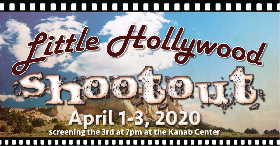 Little Hollywood Shootout Starts at High Noon on April 1, 2020 in Kanab